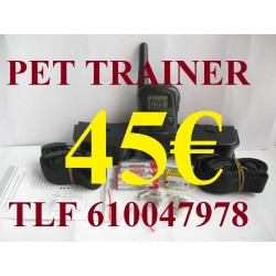 PET TRAINER Nº 6c IMPORT PILAS DOBLE